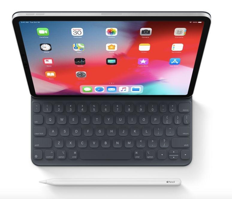 全面屏iPad Pro正式发布:支持人脸解锁,还能给