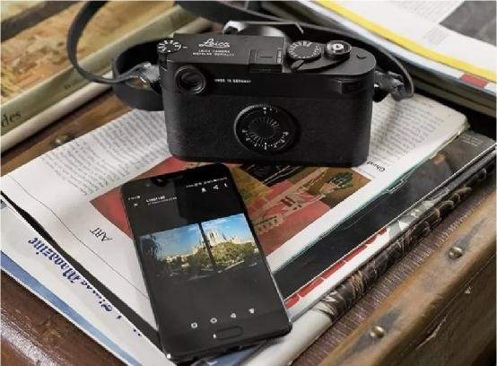徕卡相机M10-D取消LCD屏 胶片机体验