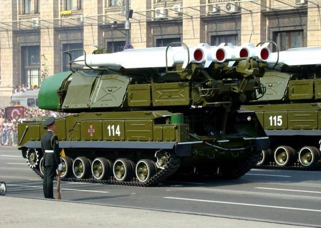 乌克兰测试防空导弹关闭黑海领空 俄专家一顿嘲讽