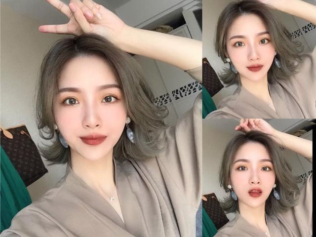 2019女生流行烫头发型