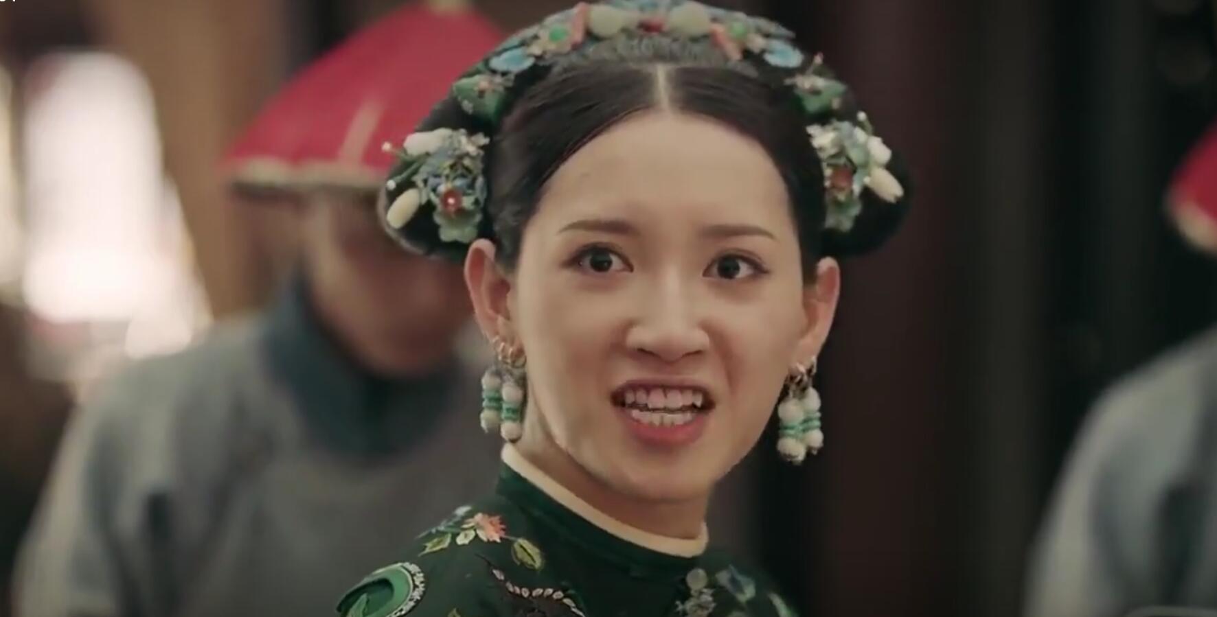 """""""尔晴""""堪称苏青最崩的角色,但她演千年女尸时超美"""