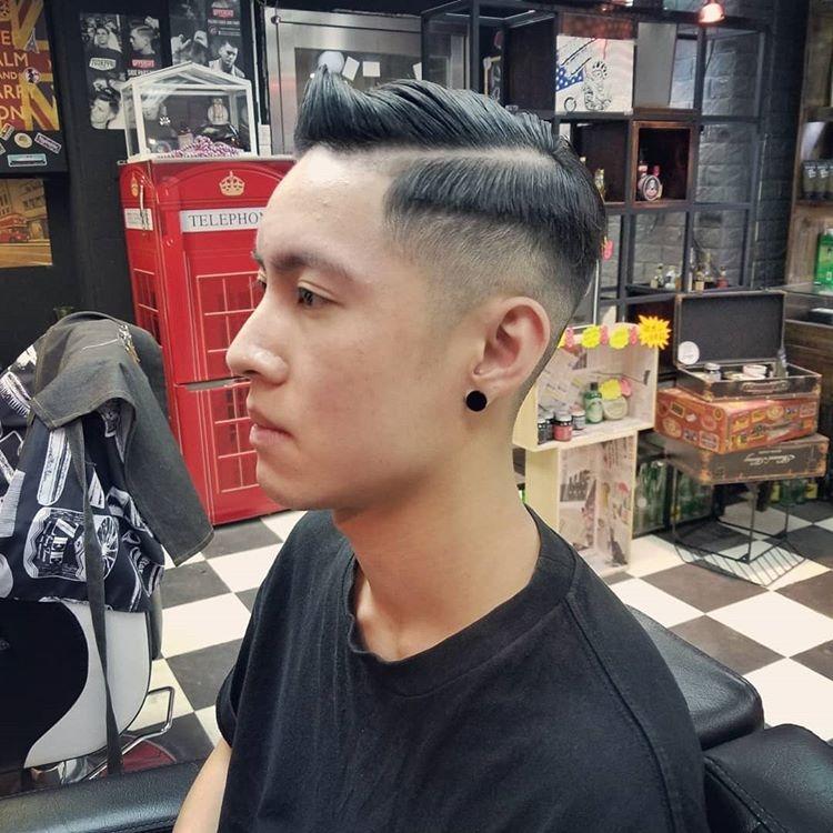 托尼老师最新男士发型合集图片