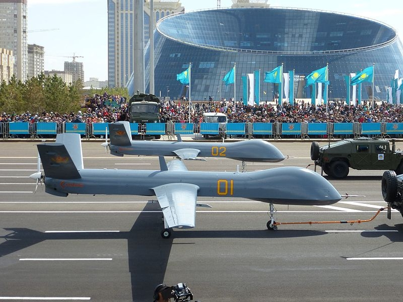 中国无人机令俄媒刮目相看 俄网友:相比之下我们犹如非洲国家!
