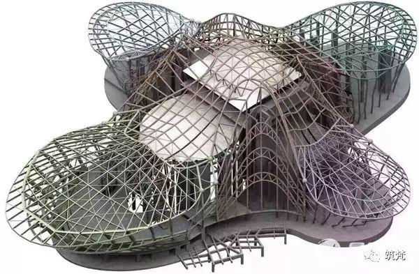 建筑结构丨扎哈在中国的最后遗作终于全部完成,耗资28