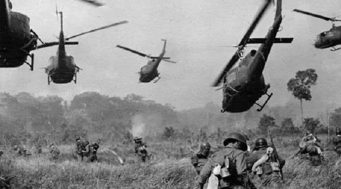 美军和越军作战每一仗都能打胜吗?这只是一个蒙人的传说