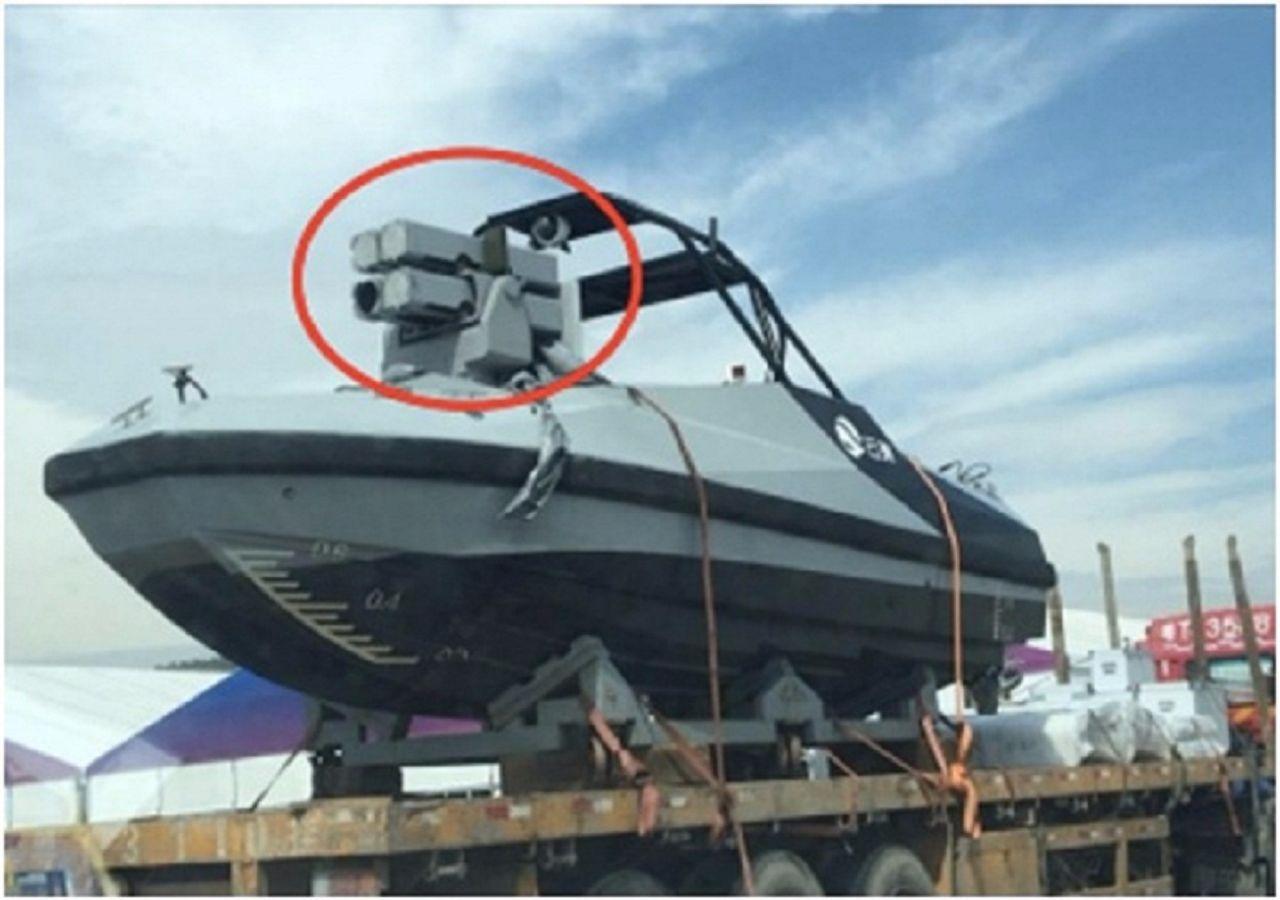 海峡突击者:珠海航展曝光导弹无人艇,引领云海战潮流