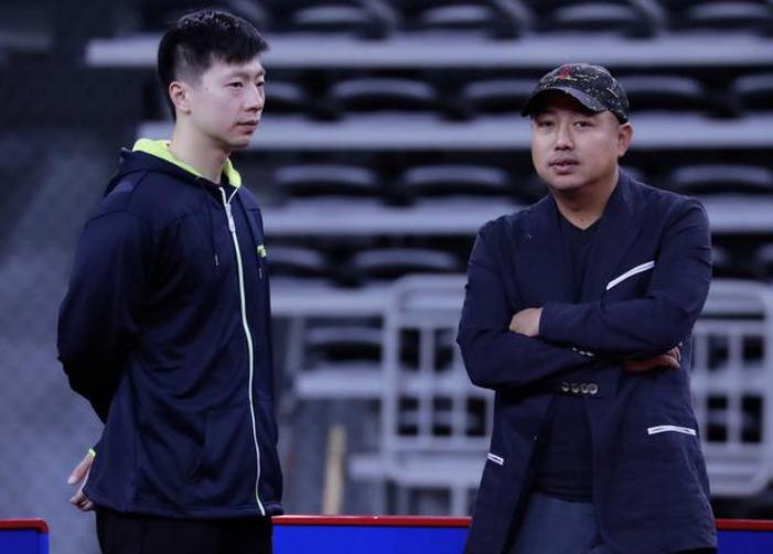 """刘国梁回归后首次率队出征丢2冠,他早有""""预言"""",名记唱衰"""