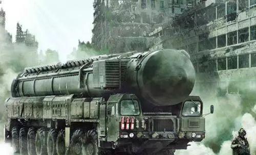 """即将退役的""""白杨""""-M导弹将转民用?因为,划算!"""