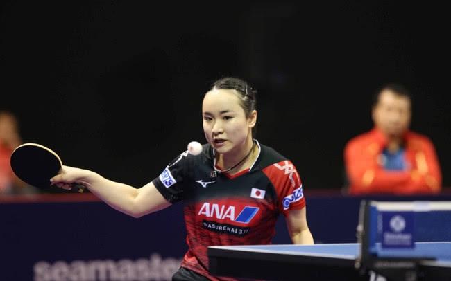 日本18岁天才今年已赢国乒11位高手!刘国梁该重点研究她