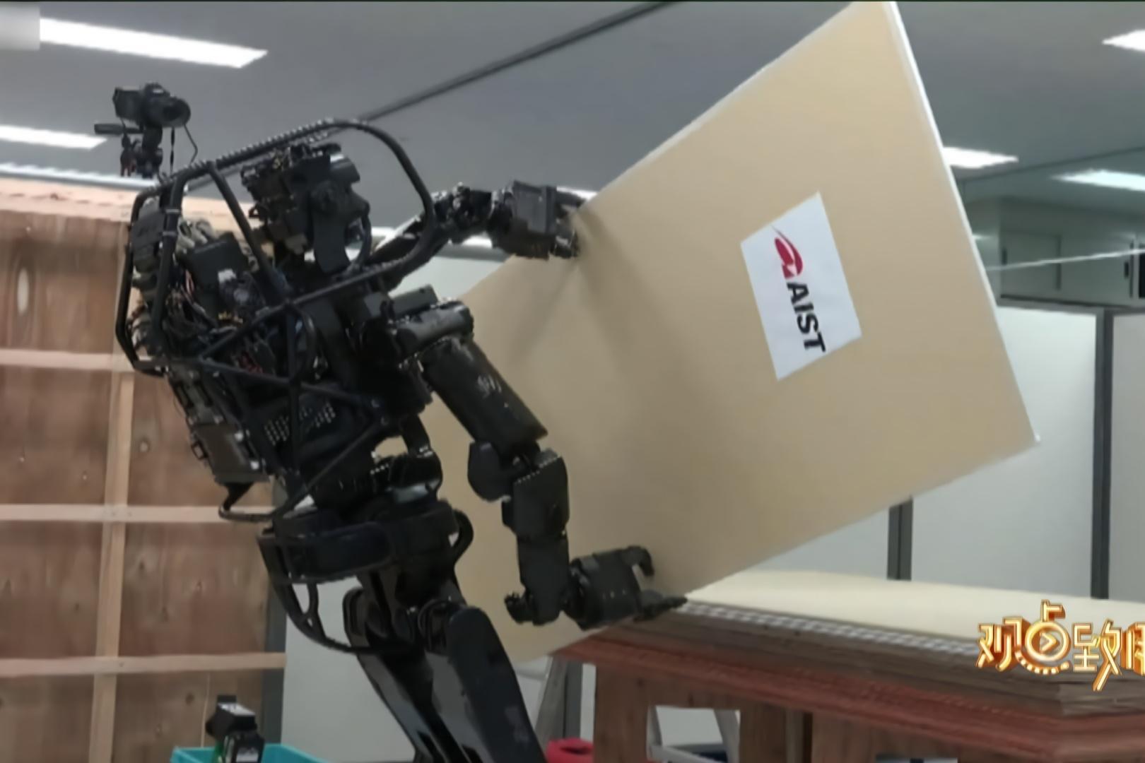 24小时高效无休!日本推出全自动建筑机器人