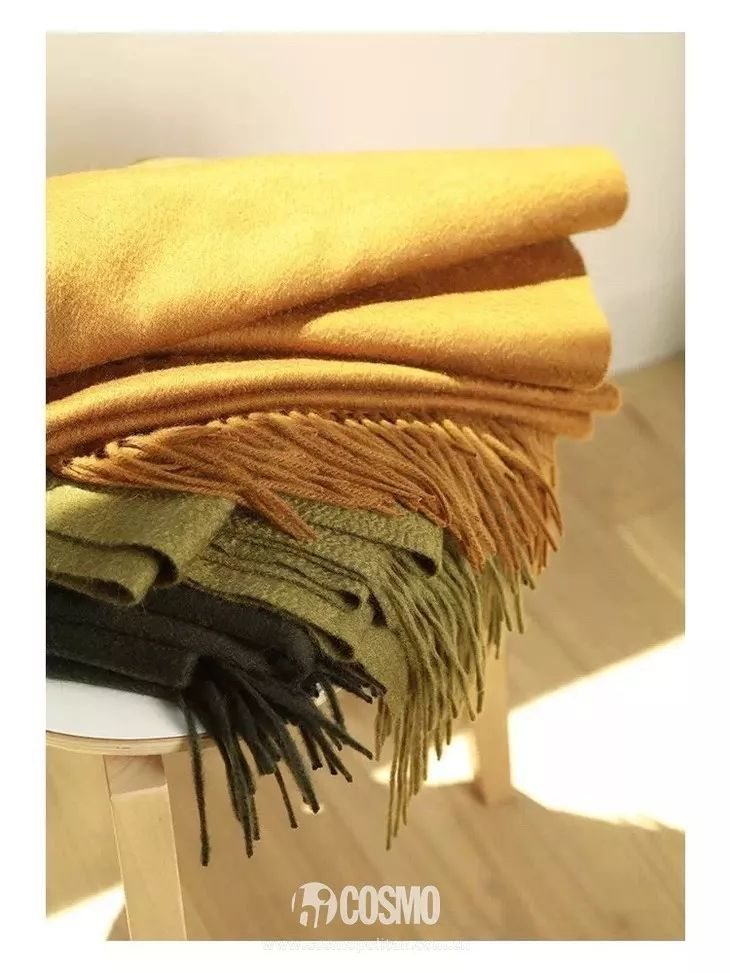 围巾的各种系法:教你系围巾季法 的各种围法