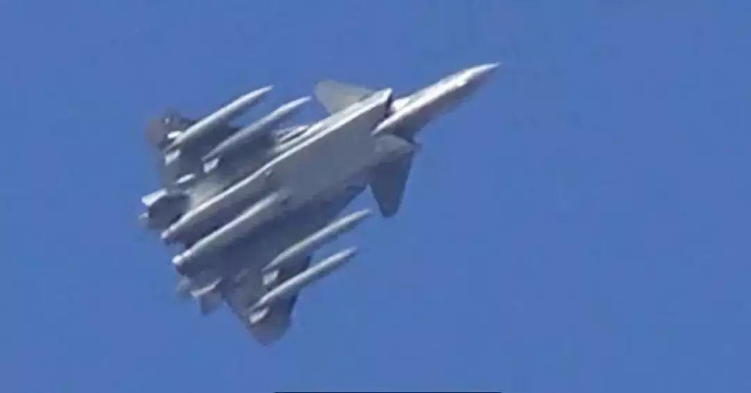 开局一张图 剩下全靠编 说说中国第二款隐身战机