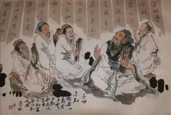 子路与孔子_孔子的爱徒子路,为何做了好事,却死得很惨,孔子教导了