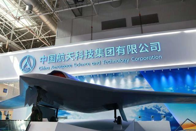 彩虹飞翼无人机首次公开,起飞重量13吨隐身性超强,将来或上航母