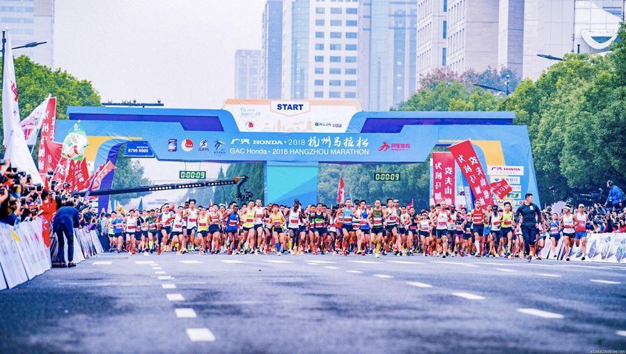 当阿里在双十一前遇上32岁的杭马,给3.5万跑者交出怎样的成绩单