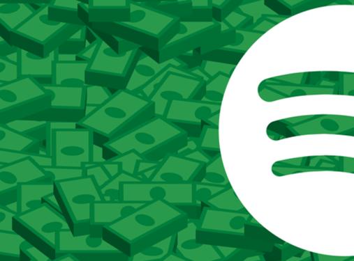Spotify计划回购10亿美元股票