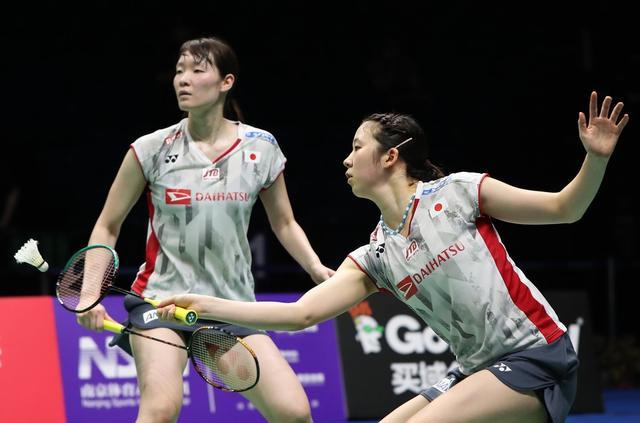 憾负!国羽小将组合不敌日本世界冠军 女双2对已出局