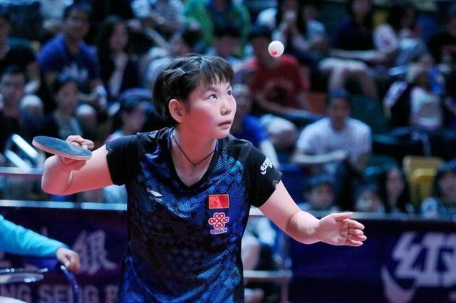 国乒20岁黑马新星专克伊藤美诚 二队小将3胜日本上位?