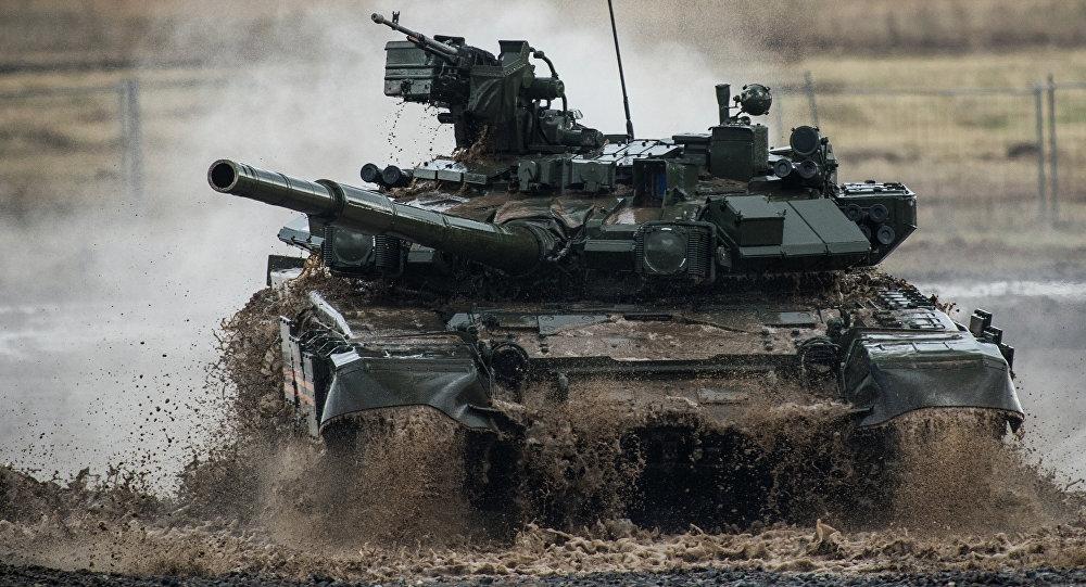 俄罗斯已将64辆T-90系列坦克的大部分交付给越南
