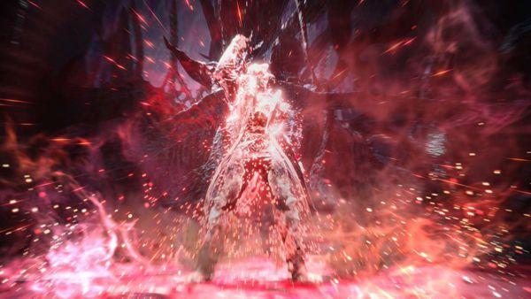 《鬼泣5》官方推特公布但丁魔人化新游戏截图