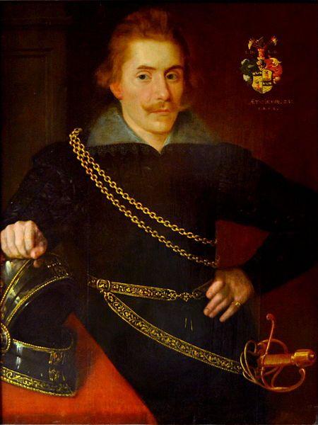 ▲瑞典雇佣兵团指挥官雅各布·德拉加迪伯爵