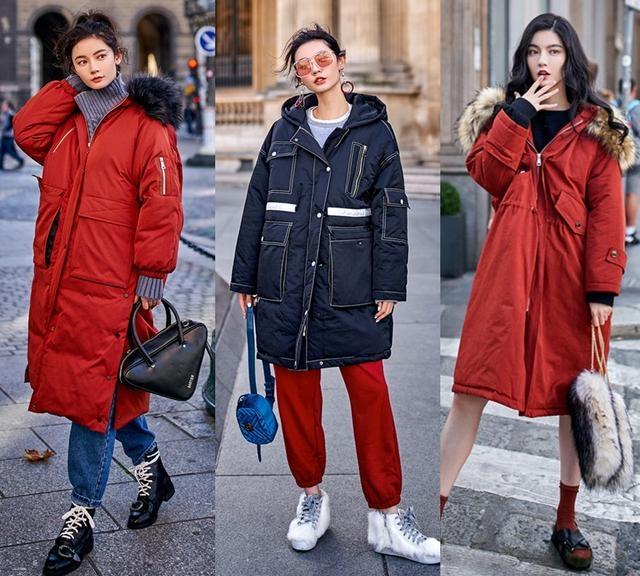 廓形外衣时髦穿搭:显气场于质感显温度于风度