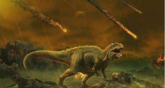 """因为地球是外星人的""""动物园"""",而那时恐龙称霸地球,导致了地球生态失衡"""