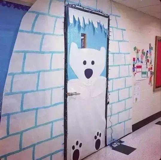 小小传承人:冬天来啦!幼儿园立冬节气手工 环创设计