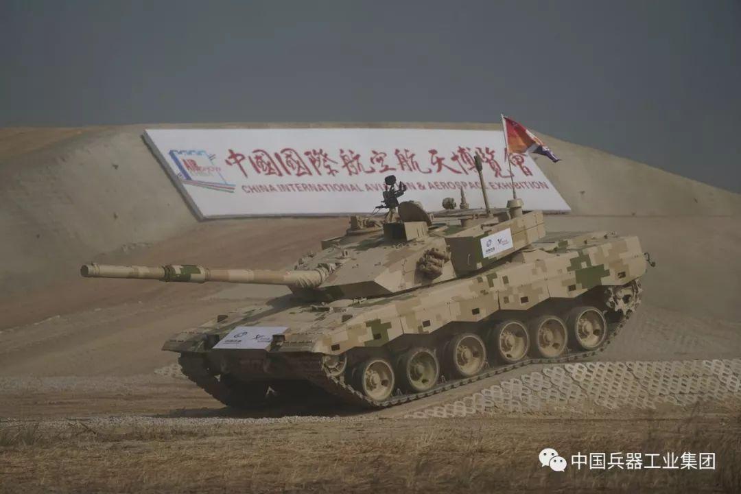 航展首日,中国兵器震撼亮相!