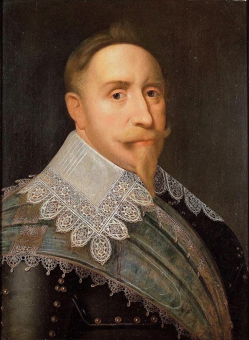▲古斯塔夫二世