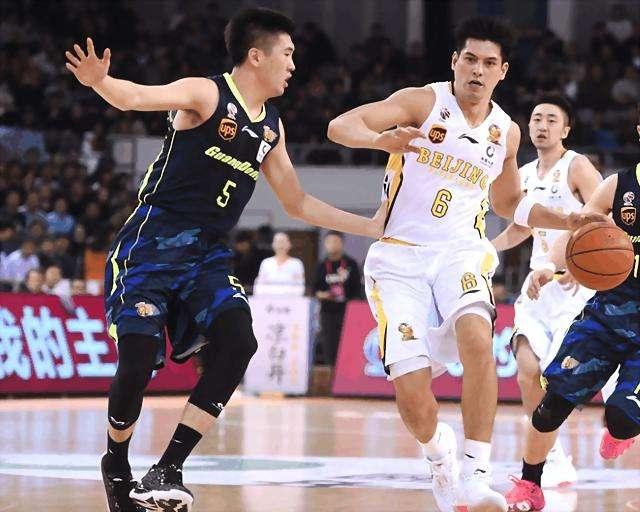 新赛季五大三分神投手:广东占3席 杜润旺并非最准之人