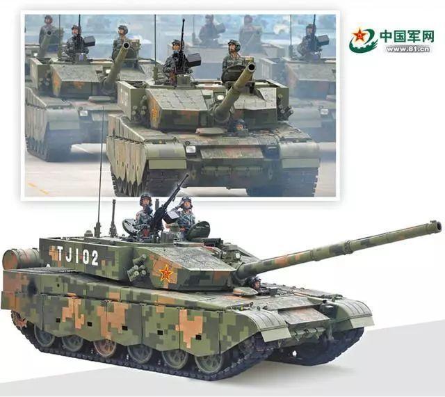 你确定不看看?中国公开当家武器装备都在这了!