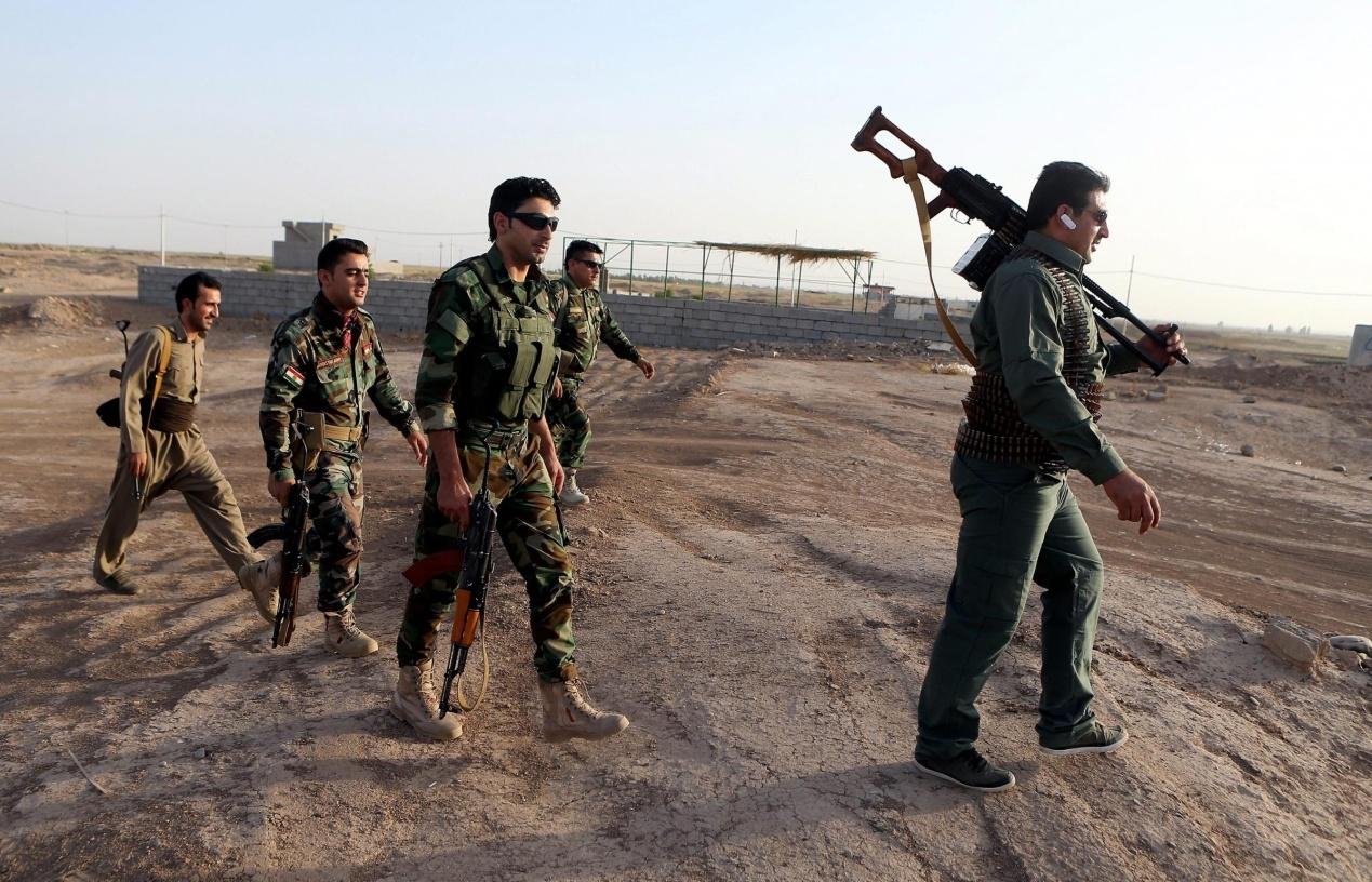 美军叙利亚遭遇惨重失败,至少7人被俘,盟友被迫赎身