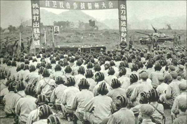 解放军优待俘虏,这政策在对越反击战中还有用么?