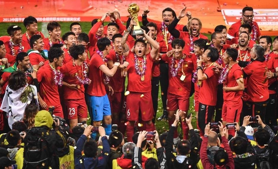 上港改朝换代  中国足球依然路漫漫