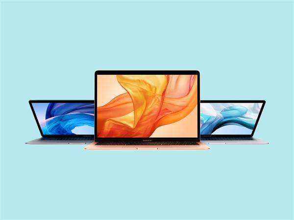 全新MacBook Air国行版价格公布:9499元起