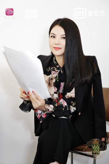 狂操李湘_《诗意中国》探寻百业匠心 李湘分享诗意教育理念
