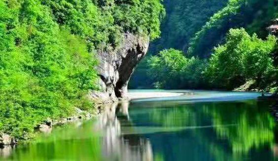 鹧鸪天-诺水河风景区