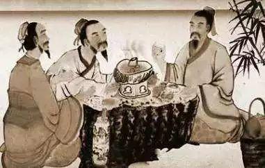 到了宋代,火锅的吃法在民间已是十分常见的了,南宋林洪的《山家清供》图片