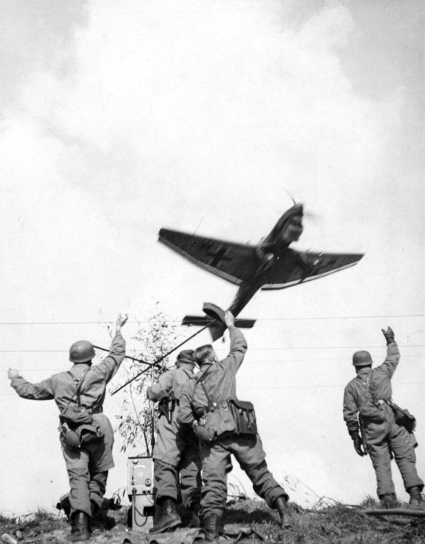 現存二戰日本傘兵槍為何都是兩節?還被認為很正常