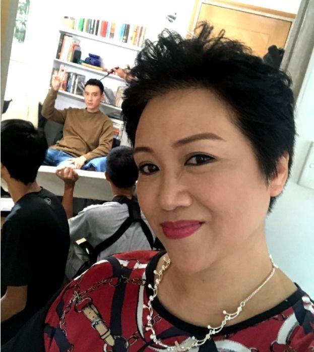 金庸剧御用配角,58岁的陈安莹首度谈感情,恋爱30年无结婚打算!