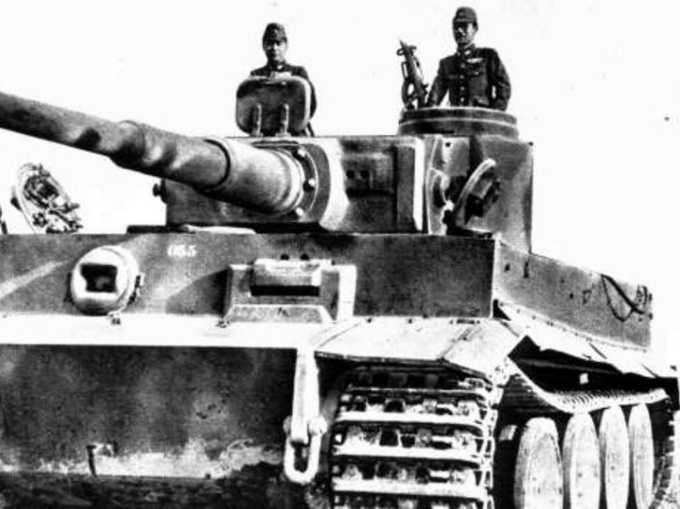 日本两倍价格买虎式 德国不发货却白送匈牙利