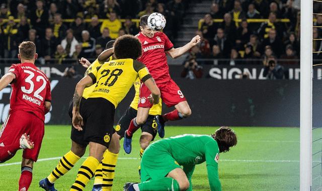 前中超外援闪耀德甲国家德比,送致命传球助多特蒙德逆转拜仁