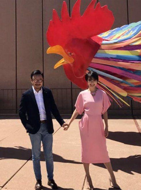 汪涵杨乐乐结婚12周年!扒扒四大卫视一哥的感情现状