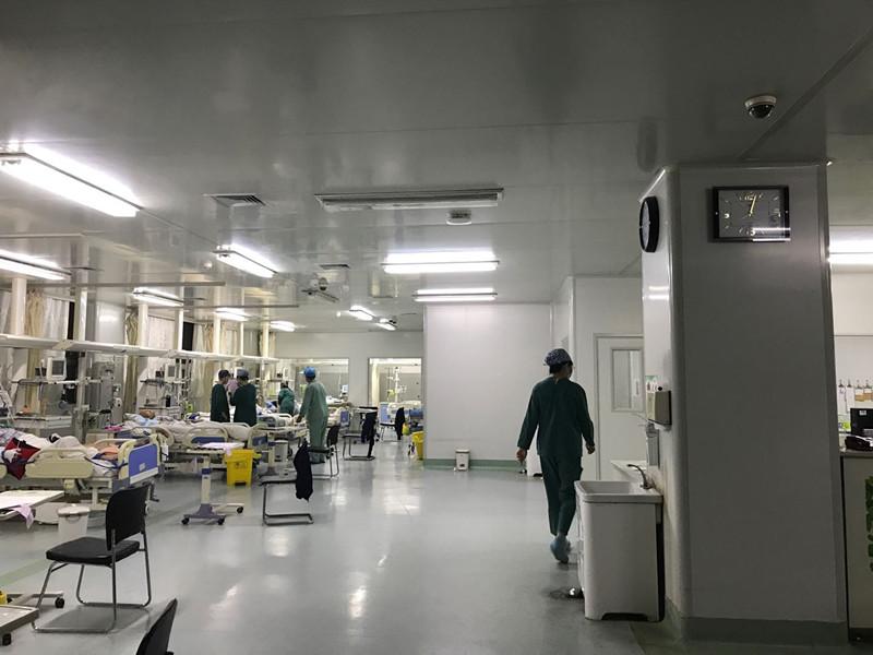 ICU里的生与死