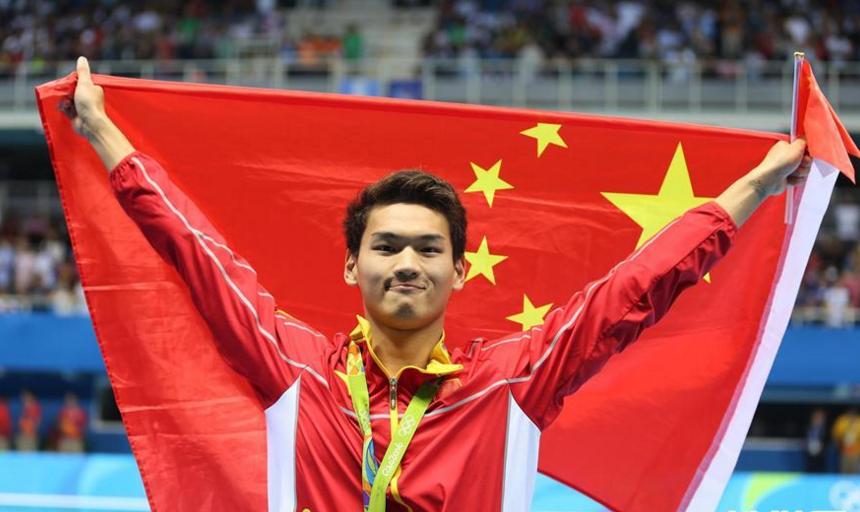 狂揽13冠+破世界纪录!孙杨后中国游泳第一人诞生