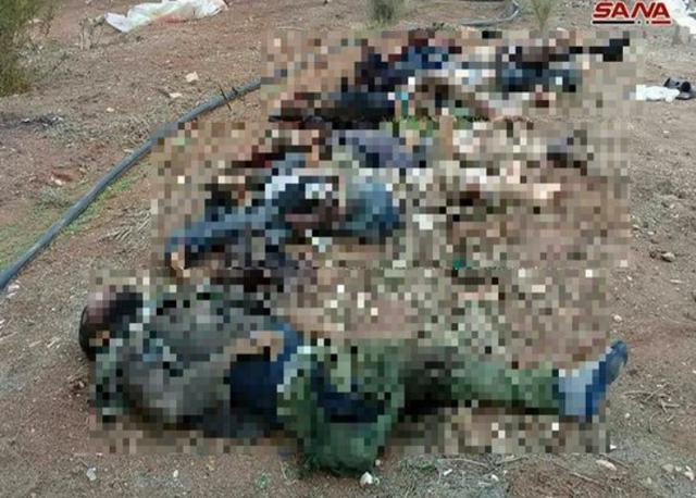俄叙特种部队伏击IS救出19名人质,俘虏供出意外情报