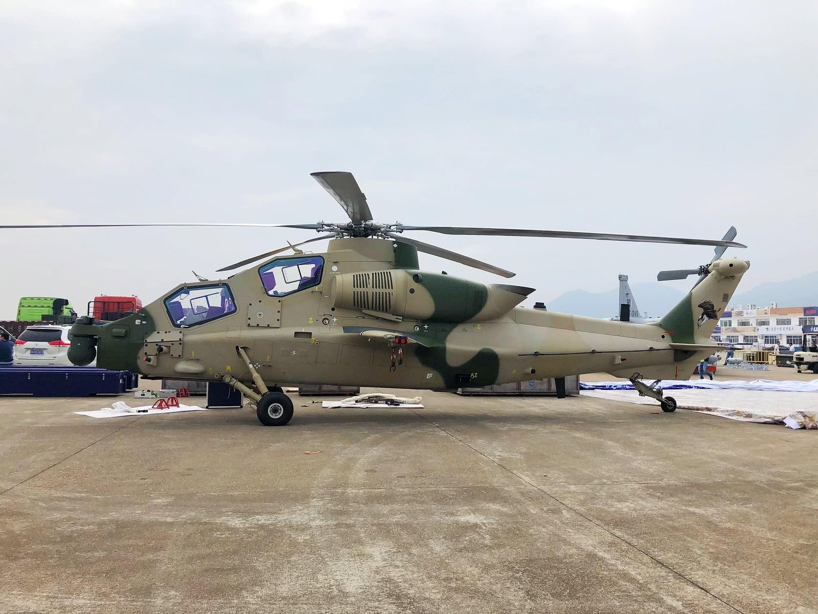 美土武装直升机再次跳票 巴铁会选择直10ME么?