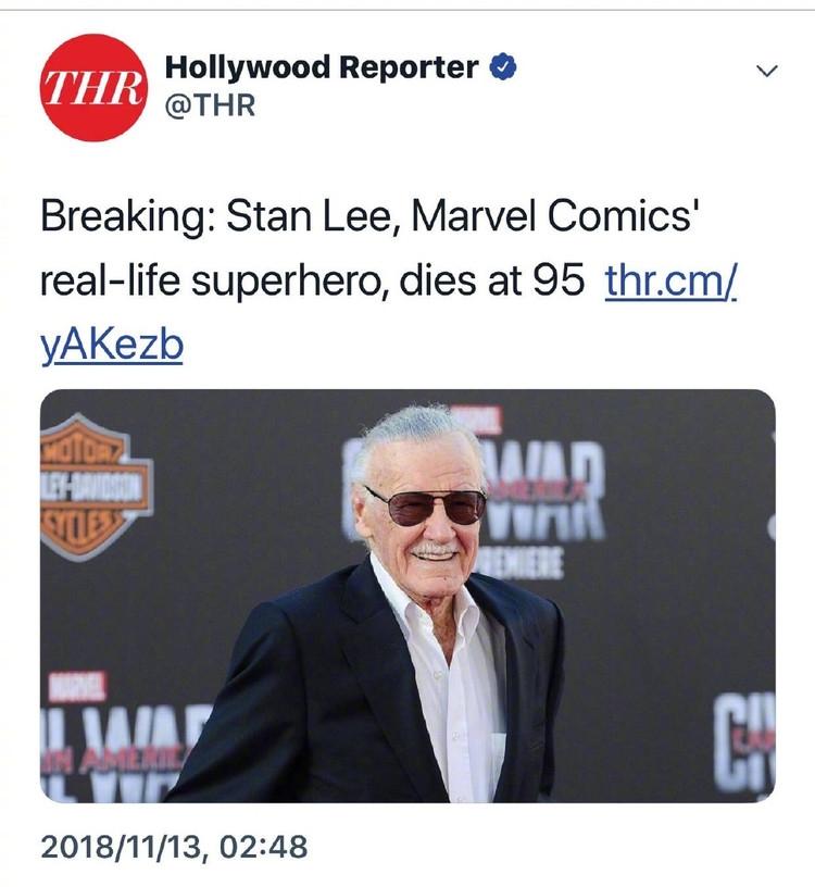 斯坦·李去世 《毒液》彩蛋里的遛狗爷爷就是他