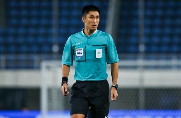 马宁傅明确认将执法亚洲杯 12年后亚洲杯再迎中国裁判